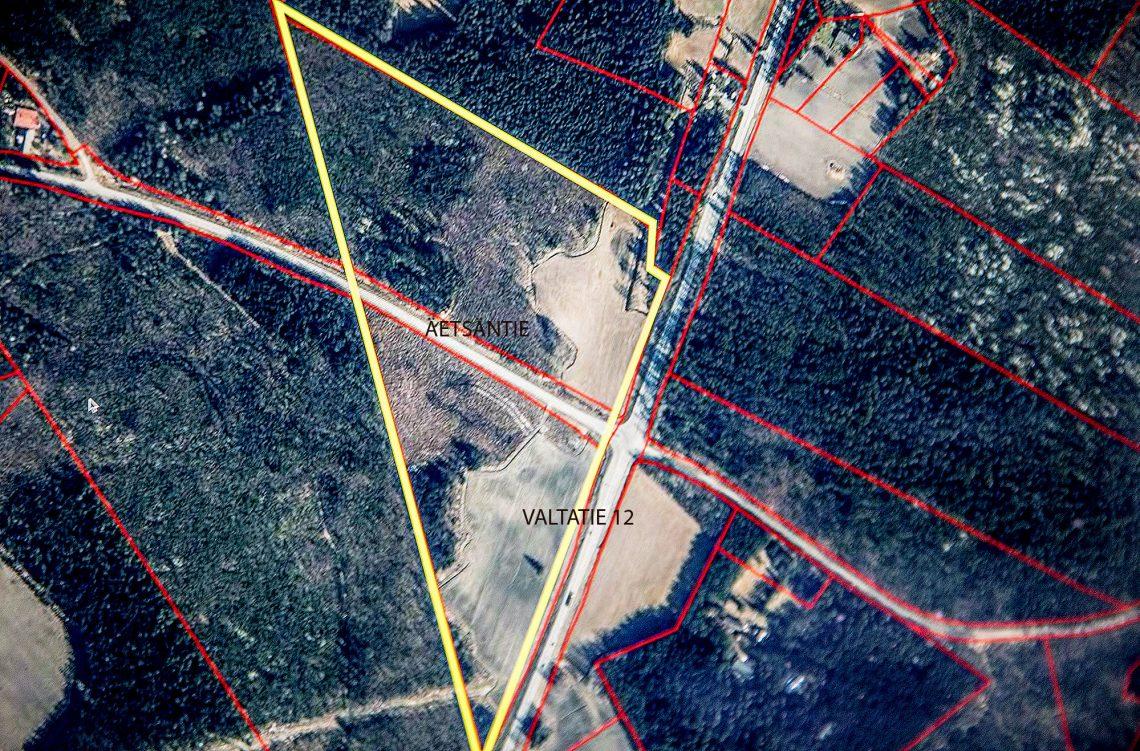 Sastamalan kaupunki haluaisi ostaa 14 hehtaaria maata valtatien 12 ja Äetsäntien risteyksestä uutta yritysaluetta varten.
