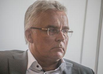 Uuden pankin toimitusjohtaja Olli Näsi.